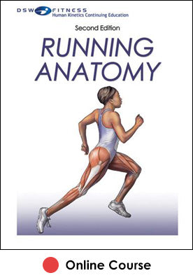 Running Anatomy Ebook With CE Exam-2nd Edition