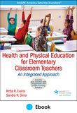 Health and Physical Education for Elementary Classroom Teachers PDF With Web Resource