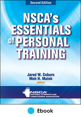 NSCA's Essentials of Personal Training 2nd Edition PDF
