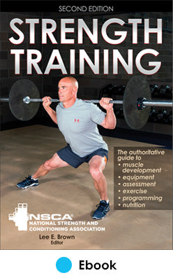 Strength Training 2nd Edition PDF