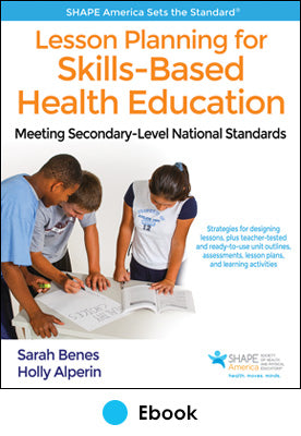 Lesson Planning for Skills-Based Health Education PDF With Web Resource