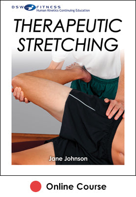 Therapeutic Stretching Video With CE Exam