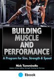 Building Muscle and Performance PDF