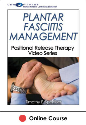 Plantar Fasciitis Management Video With CE Exam