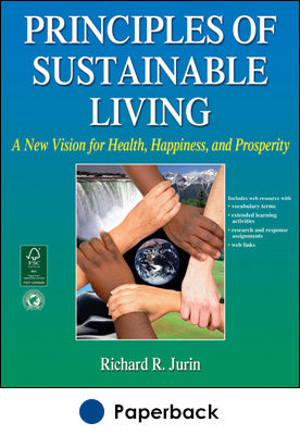 Principles of Sustainable Living With Web Resource