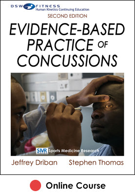 Evidence-Based Practice of Concussions Online CE Course-2nd Edition