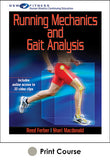 Running Mechanics and Gait Analysis Print CE Course