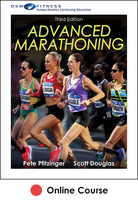 Advanced Marathoning Ebook With CE Exam-3rd Edition