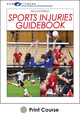 Sports Injuries Guidebook With CE Exam-2nd Edition