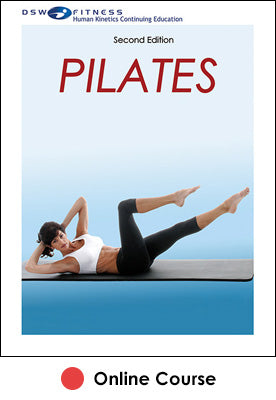 Pilates Online CE Course-2nd Edition