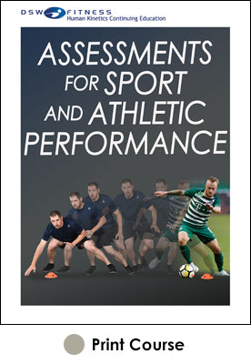 Assessments for Sport and Athletic Performance With CE Exam