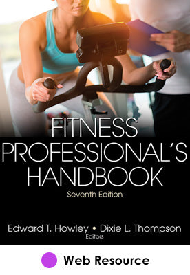 Fitness Professional's Handbook Web Resource-7th Edition