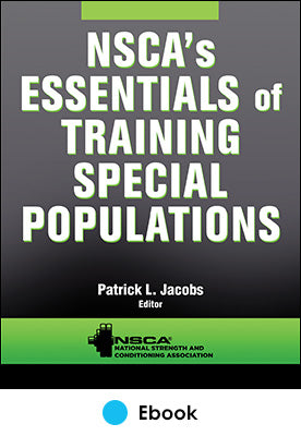 NSCA's Essentials of Training Special Populations PDF