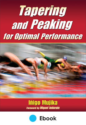 Tapering and Peaking for Optimal Performance PDF
