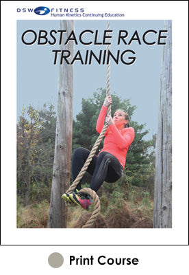 Obstacle Race Training Print CE Course