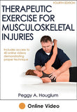 Therapeutic Exercise for Musculoskeletal Injuries Online Video-4th Edition