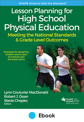 Lesson Planning for High School Physical Education PDF With Web Resource
