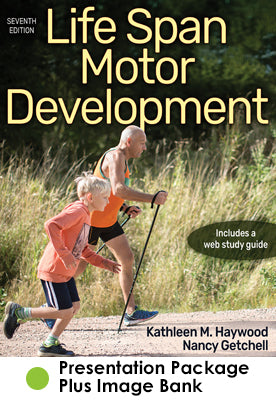 Life Span Motor Development Presentation Package Plus Image Bank-7th Edition