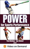 Power for Sports Performance Video on Demand-HK
