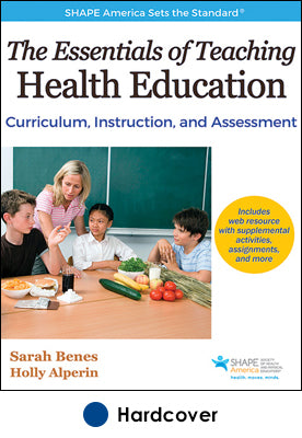 Essentials of Teaching Health Education With Web Resource, The