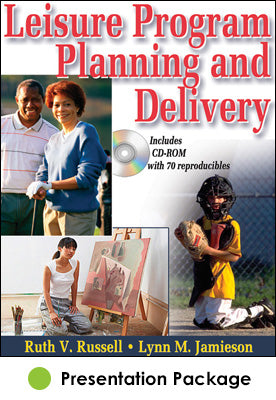 Leisure Program Planning and Delivery Presentation Package