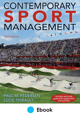 Contemporary Sport Management 6th Edition PDF With Web Study Guide