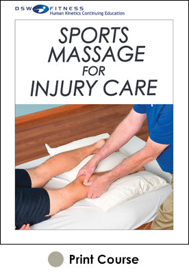 Sports Massage for Injury Care With CE Exam