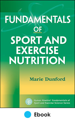 Fundamentals of Sport and Exercise Nutrition PDF
