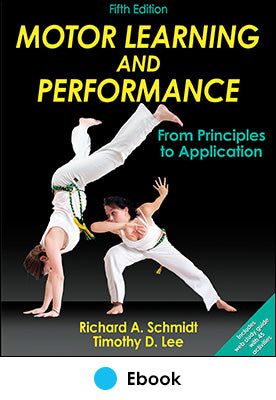 Motor Learning and Performance 5th Edition PDF With Web Study Guide