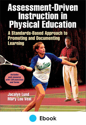 Assessment-Driven Instruction in Physical Education PDF