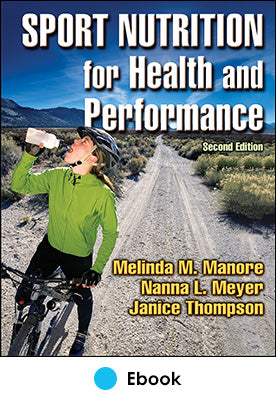 Sport Nutrition for Health and Performance 2nd Edition PDF