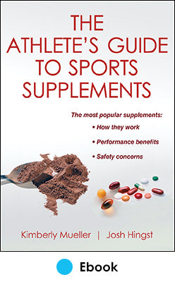 Athlete's Guide to Sports Supplements PDF, The