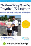 Essentials of Teaching Physical Education Presentation Package, The