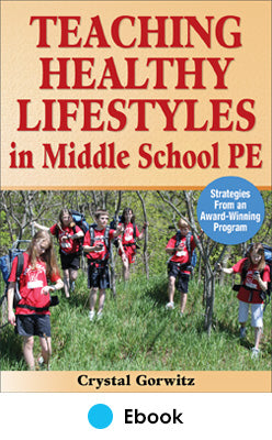 Teaching Healthy Lifestyles in Middle School PE PDF