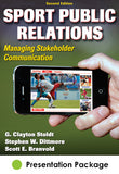 Sport Public Relations Presentation Package-2nd Edition