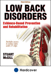Low Back Disorders 3rd Edition With Web Resource