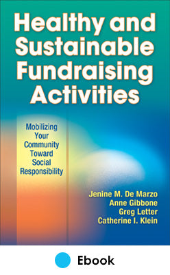 Healthy and Sustainable Fundraising Activities PDF
