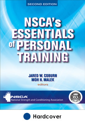 NSCA's Essentials of Personal Training-2nd Edition