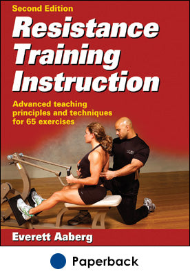 Resistance Training Instruction-2nd Edition
