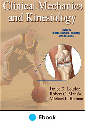 Clinical Mechanics and Kinesiology PDF With Web Resource