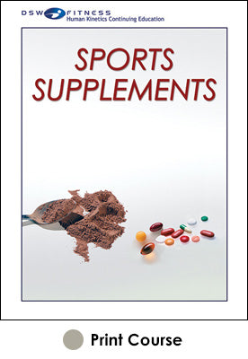 Sports Supplements Print CE Course