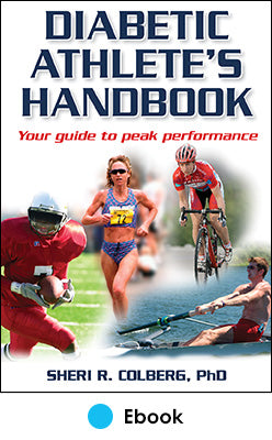 Diabetic Athlete's Handbook PDF