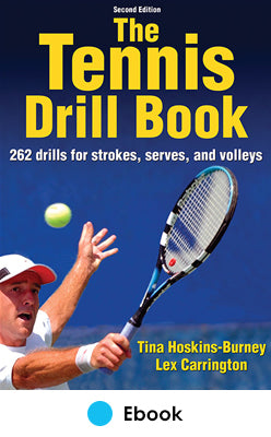 Tennis Drill Book 2nd Edition PDF, The