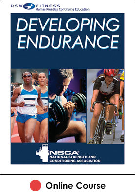 Developing Endurance Online CE Course