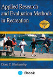Applied Research and Evaluation Methods in Recreation PDF