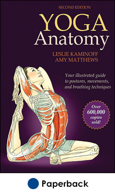 Yoga Anatomy-2nd Edition