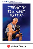Strength Training Past 50 Online CE Course-3rd Edition