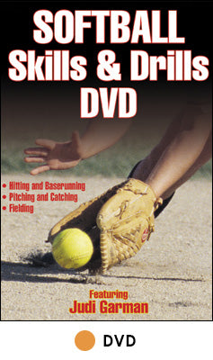 Softball Skills & Drills DVD