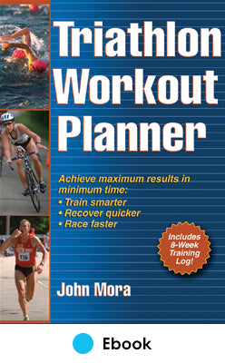 Triathlon Workout Planner PDF