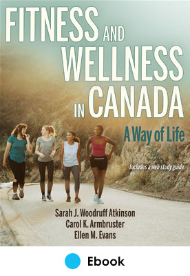 Fitness and Wellness in Canada epub With Web Study Guide
